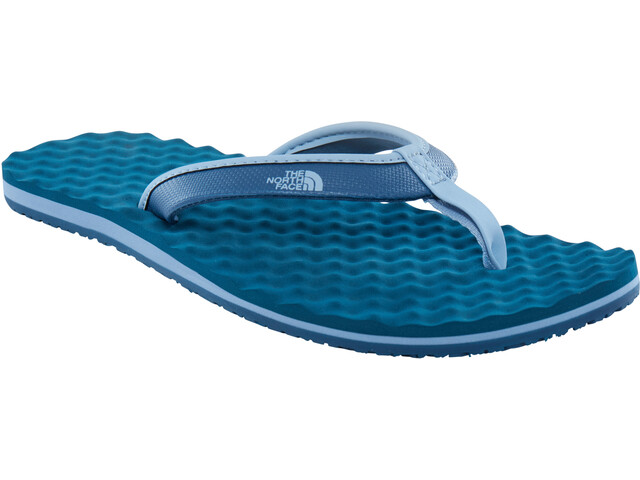 The North Face Base Camp Mini Flips Women Blue Coral/Dusty Blue